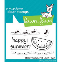 Leimasetti, Lawn Fawn, Happy Summer