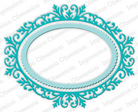 Stanssi, Ornate Oval Frame