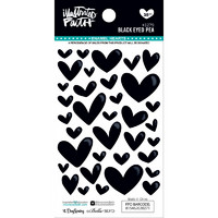 Enamel Hearts, Black Eye Pea, 35kpl