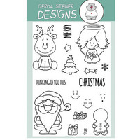 Leimasetti, Gerda Steiner Designs, Holiday Friends