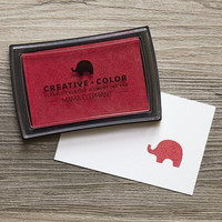 Mama Elephant Creative Color Pigment Ink-leimamuste, Apple