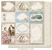 Maja Design - Vintage Romance - Love notes