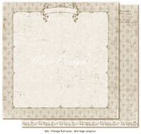 Maja Design - Vintage Romance - Marriage proposal