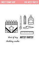 Leimasetti, Sweet Stamp Shop, Artsy Fartsy