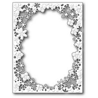 Stanssi, Delicate Flower Frame