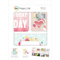 Project Life Value Kit, Note To Self,  71osaa