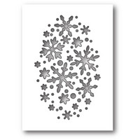 Stanssi, Snowflake Oval Collage
