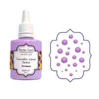 Enamel Dots-aine, Purple, 30ml