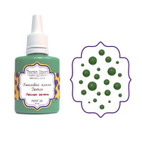 Enamel Dots-aine, Forest Green, 30ml