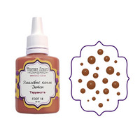 Enamel Dots-aine, Terracotta, 30ml