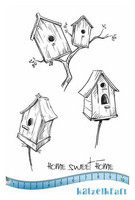 Leimasetti, A6, Bird house French Style