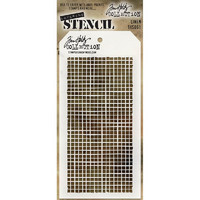 Tim Holtz Layered Stencil, Linen