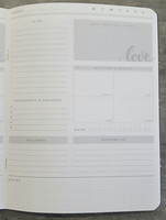 Color Crush Composition Planner Notebook, Day Tracker