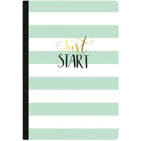 Color Crush Composition Planner Notebook, Just Start