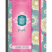 NIV Holy Bible For Girl - Journal Edition