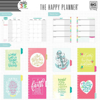 Happy Planner - CLASSIC, Have Faith HORIZONTAL