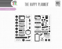 Happy Planner Clear Stamps - Everyday, 2 settiä