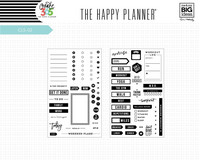 Happy Planner Clear Stamps - To Do, 2 settiä
