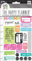 Happy Planner Planner Stickers - Get Paid