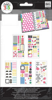 Happy Planner Planner Stickers - Make it Happen