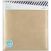 Heidi Swapp Large Memory Planner, Gold