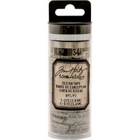 Tim Holtz Idea-ology Design Tape, French, 8 rullaa