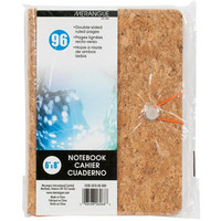 Cork Bungee Notebook 6
