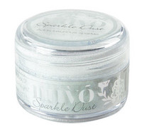 Nuvo Sparkle Dust, Snow Glow, 15ml