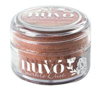 Nuvo Sparkle Dust, Cinnamon Spice, 15ml