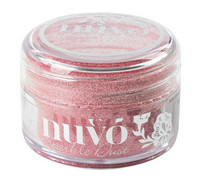 Nuvo Sparkle Dust, Rose Quartz, 15ml