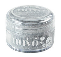 Nuvo Sparkle Dust, Silver Sequin, 15ml