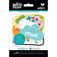 Illustrated Faith Die-Cuts, Basics Message From God, 30 osaa