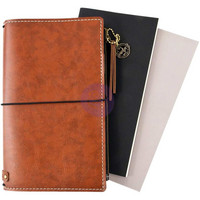 Prima Marketing - Prima Traveler's Journal Standard, Nomad's Journal