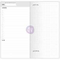 Prima Marketing - Prima Traveler's Journal Notebook Refill, Daily