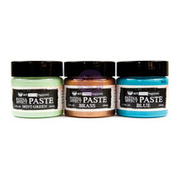 Prima Marketing - Finnabair Art Extravagance Patina Effect Paste Set, 3x100ml