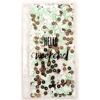 Prima Marketing - My Prima Planner Shakers, Hello Weekend