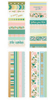 Recollections Creative Year Honeydew Washi Stickers