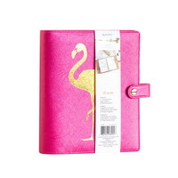 Recollections Creative Year Pink Flamingo A5 Binder