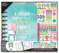 MAMBI Happy Planner - BIG Teacher Edition - Kaleidoscope