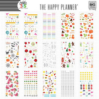 MAMBI Happy Planner tarrasetti, Seasonal - Teacher