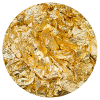 Tonic - Nuvo Gilding Flakes, Radiant Gold, 200 ml