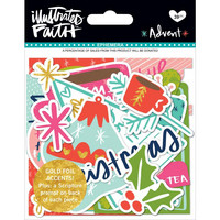 Illustrated Faith - Advent Die-Cuts, 39 osaa