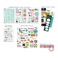 Illustrated Faith - Gratitude Documented Bible Journaling Kit