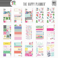 MAMBI - Happy Planner, Mini Choose Happy, Tarrasetti, 30arkkia