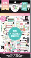 MAMBI - Happy Planner, Mini Productivity, Tarrasetti, 30arkkia