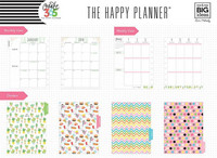 Happy Planner - CLASSIC, Shake It Up