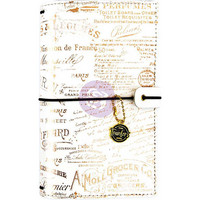 Prima Marketing - Prima Traveler's Journal Personal, Rose