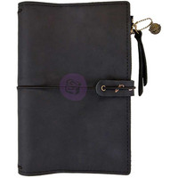 Prima Marketing - Prima Traveler's Journal Leather Essential Personal, Nightfall