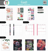 MAMBI - Happy Planner Memory Keeping, BIG Box Kit, Every Picture Tells A Story