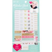 American Crafts - Heidi Swapp Sticker Book, tarrasetti